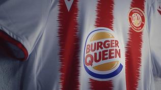 Burger King to sponsor Stevenage FC Women
