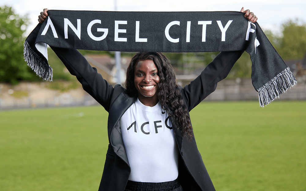 Eni Aluko named first sporting director of NWSL side Angel City