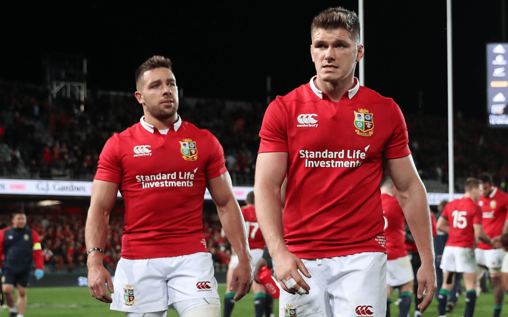 english and irish lions owen farrell ben calvely south africa covid-19 variant in doubt