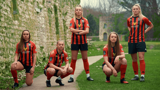Lewes FC and Lyle & Scott reflect on 100 years since FA women's football ban