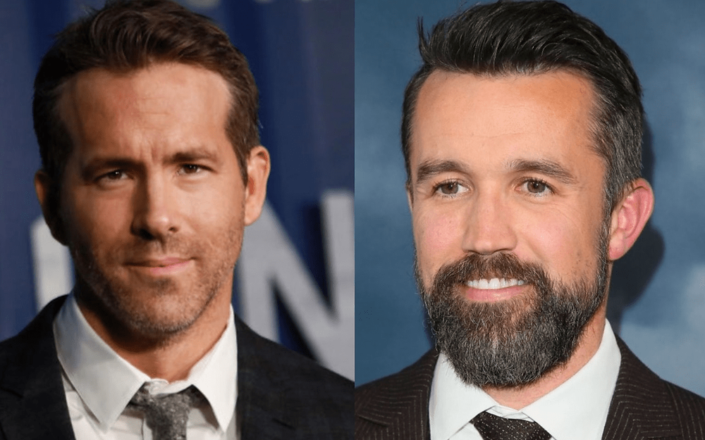 Ryan Reynolds and Rob McElhenney complete takeover of Wrexham
