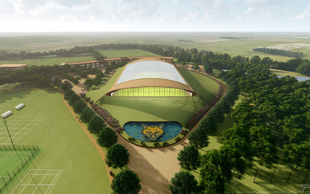 leicester city new £95m training ground