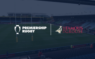Premiership Rugby signs three-year deal with The Famous Grouse