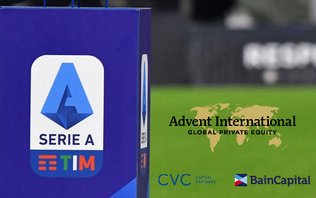 Advent joins push for stake in Serie A
