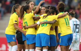 Brazil women footballers to receive equal pay