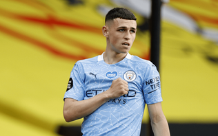 Phil Foden stars in EA Sports' 'Win As One' film series