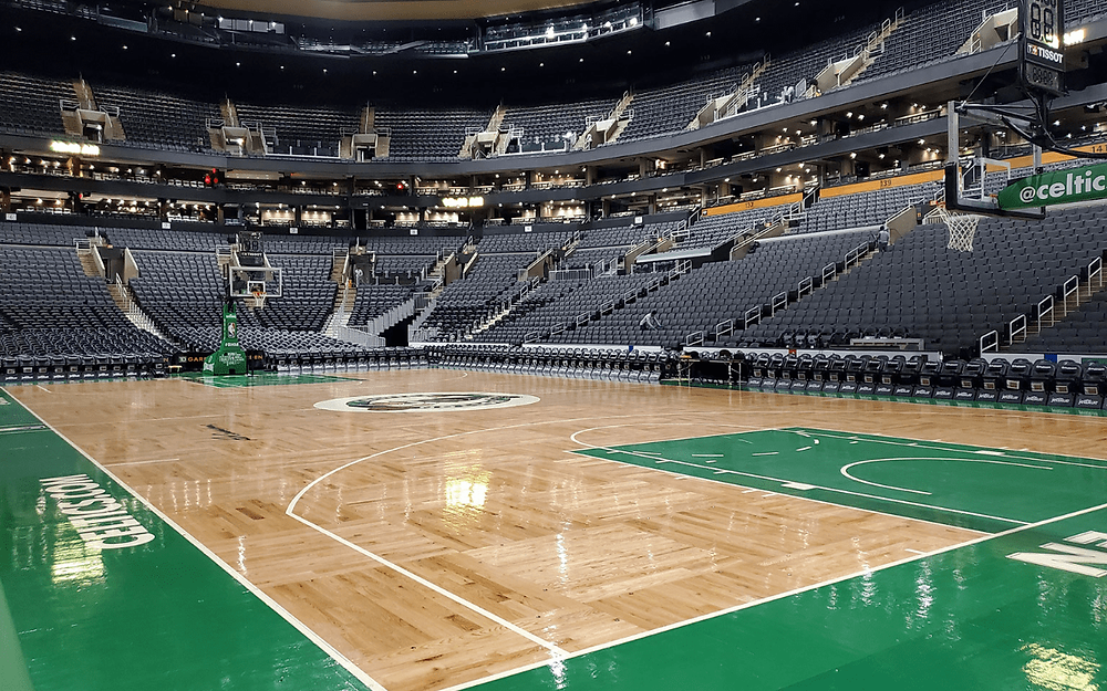 Celtic's TD Garden fitted with new Amazon checkout-free technology