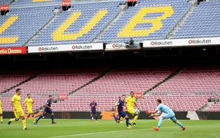 Barcelona predict 30% revenue loss due to coronavirus