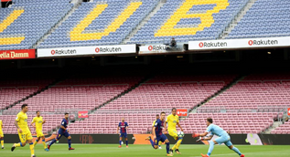 Barcelona predict 30% revenue loss due to coronavirus