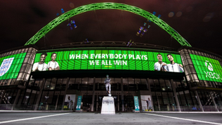 The FA unveils XBOX as official partner of England football teams