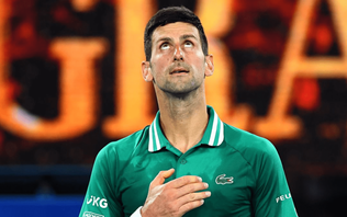 Novak Djokovic claims players want season cancelled