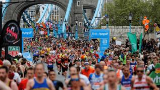 London Marathon 2021 set to break world record with 100,000 competitors