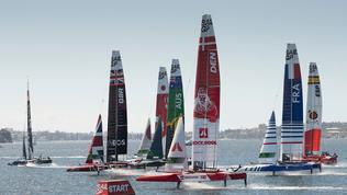 SailGP launches host city bidding process