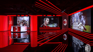 AC Milan launch in-house media production studios