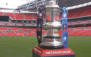 FA Cup Final renamed to raise awareness for mental health charity 'Heads Up'