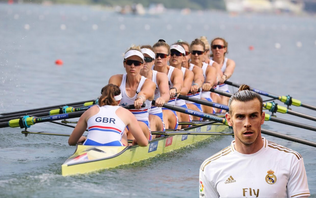 British Rowing partners with Gareth Bale-owned ROWBOTS