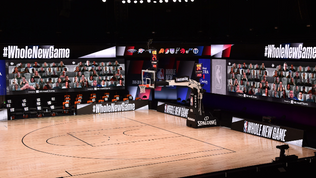 NBA announces plans for virtual fans using Microsoft Teams