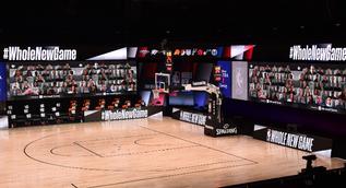 NBA announces plans for virtual fans using Microsoft Teams