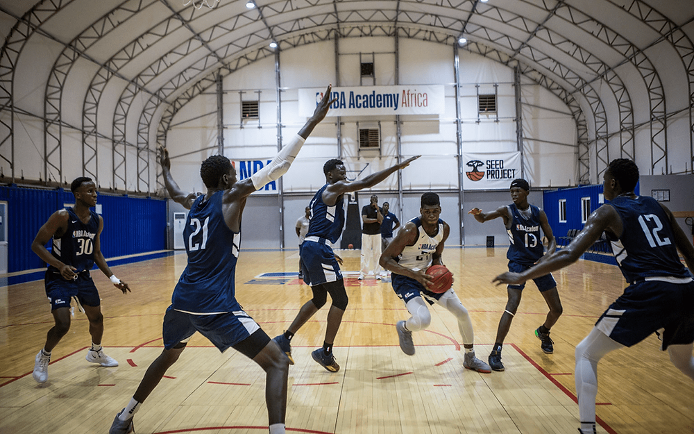 NBA forms new business entity in Africa