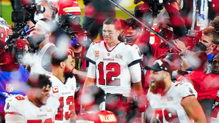 Super Bowl LV records lowest rating since 2007
