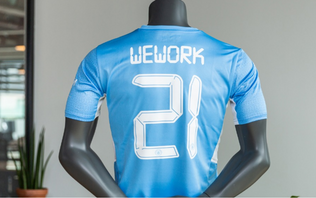 WEWORK enters sport with City Football Group partnership
