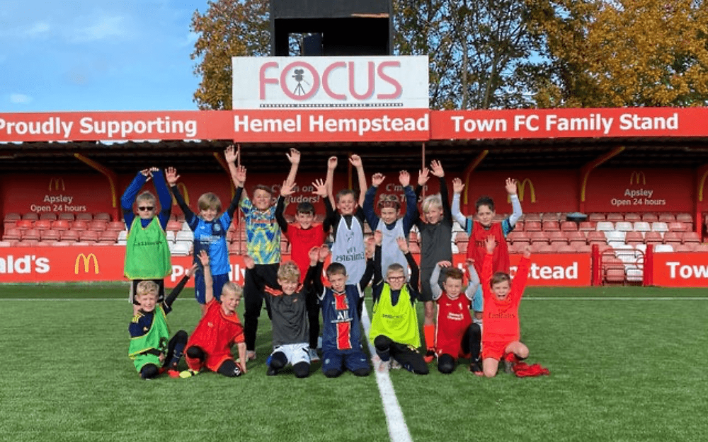 Sport Projects unite to support young people