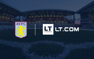 Aston Villa partner with LT