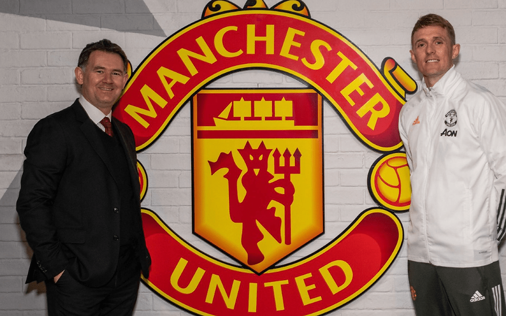 Manchester United appoint football and technical directors