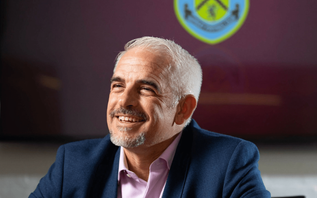 Burnley FC owner Alan Pace explains the vision for his new club