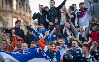 Scotland fans without group game tickets for England urged not to travel to London
