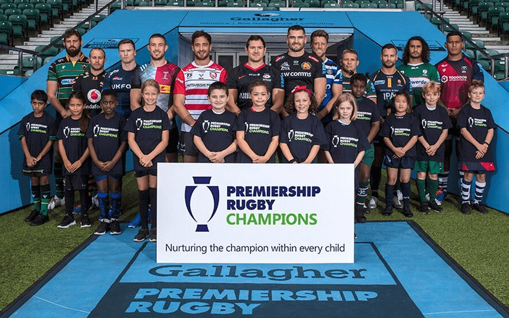 Premiership Rugby launches home schooling initiative
