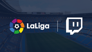La Liga announces partnership with Twitch