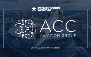 Premier Sports Network announce partnership with ACC Aviation