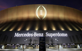 Naming rights for Mercedes-Benz Superdome to become available from 2021