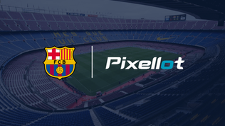 FC Barcelona collaborate with Pixellot to launch camera for academy clubs