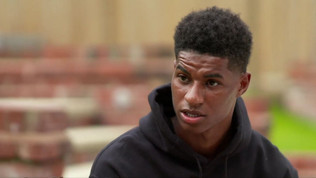 Marcus Rashford leads campaign to end child poverty