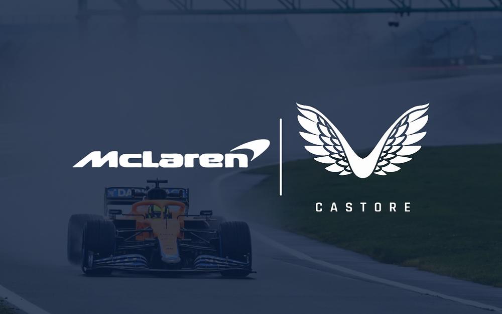 Castore becomes official teamwear partner for McLaren F1