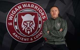 Wigan Warriors embark on ambitious rebrand