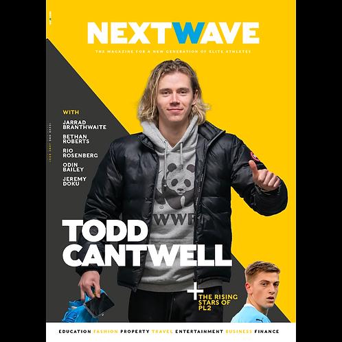 NextWave Magazine 1 - Hardcopy