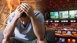 Sports mental health charity reports increase in sportspeople seeking help for gambling addiction