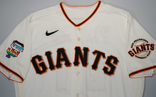 Giants first MLB team to incorporate Pride colours into on-field uniform in honour of LGBTQ+