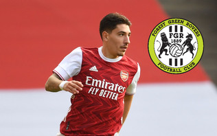Hector Bellerin invests in Forest Green Rovers