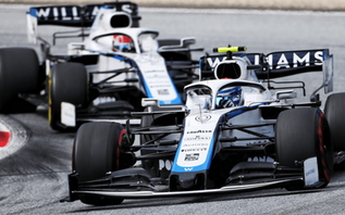 Williams Racing to unveil their new 2021 Formula One car using augmented reality.