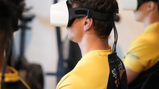 Eye-tracking technology trialled in effort to diagnose concussion