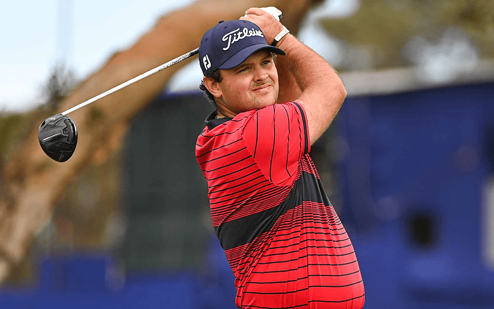 Castore signs deal with Patrick Reed to become first non-British athlete and golf partner