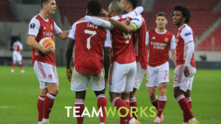 Arsenal FC expands Teamworks relationship