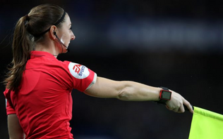 Women in football launches #Getonside campaign