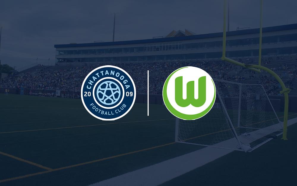 Chattanooga FC announce Wolfsburg shirt sponsorship