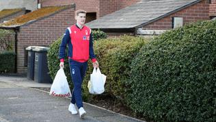 EFL clubs have delivered one million food parcels during pandemic