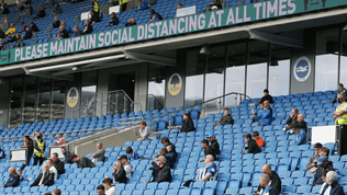Fans to return to sports events from May 17
